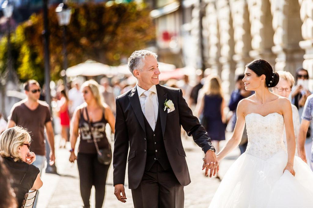Hochzeit in Luzern