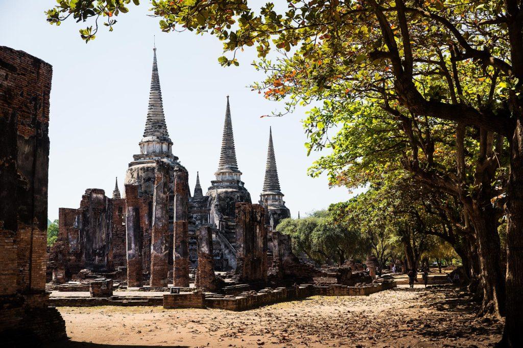 Ayutthaya Nord Thailand