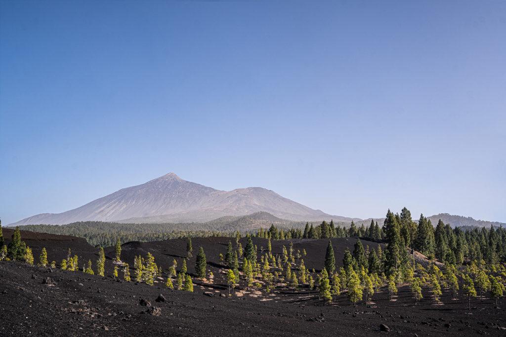 Teneriffa Teide Landschaft